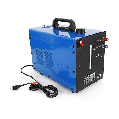 Tig Welder Torch Water Cooler 110v 10l Cooling Circulating Water Tank Chiller
