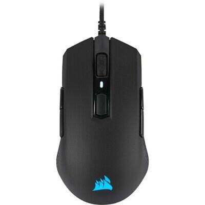 Corsair M55 RGB Pro Ratón Gaming USB Óptico 12400Dpi Ambidiestro