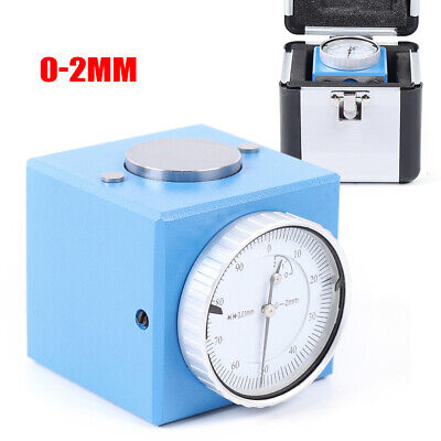 Magnetic Z Axis Tool Dial Setter 2mm-0.01mm Gage Offset Pre Setter Tool Cnc Usa