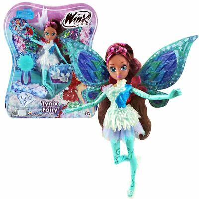 Layla Aisha | Tynix Fairy Puppe | Winx Club | Fee magisches Gewand | Staffel 7