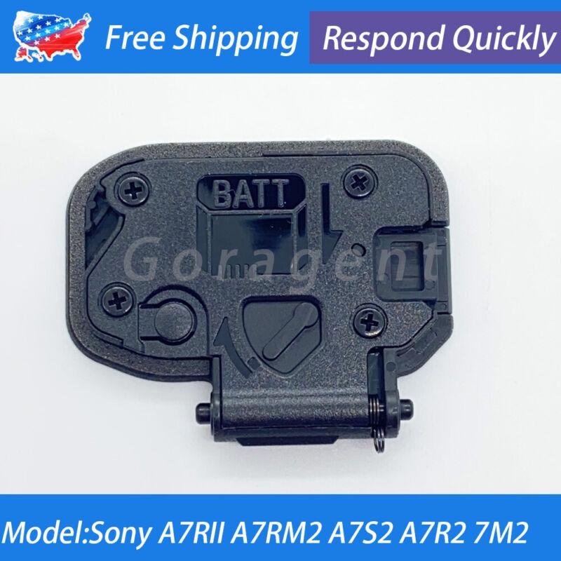 For Sony A7RII A7RM2 A7S2 A7R2 ILCE-7M2 Battery Cover Door cap Lid camera part