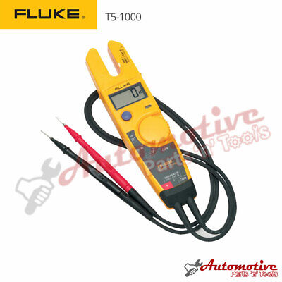 Fluke T5-1000 Voltage Current Continuity Tester Genuine Uk European Edition