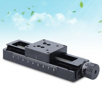 Manual Precision Sliding Table Optical Micro Manual Translation Stage 75mm Sale