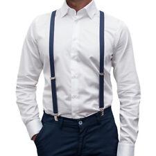 Bretelles Femme Homme Unisexe Taille Unique Réglable Avec Crochets
