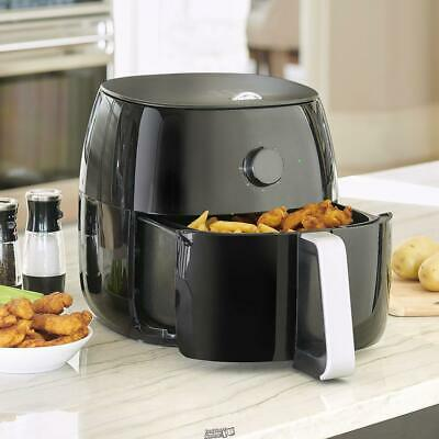 The Best Hot Air Fryer extra-large interior (Best Large Air Fryer)