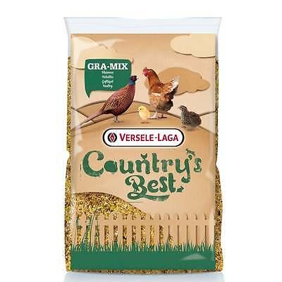 CHICKEN POULTRY TURKEY PHEASANT FOOD / FEED: 20kg Versele Laga Gra-Mix (VL1408)