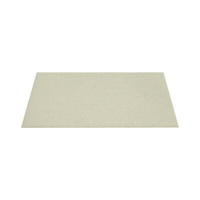 14-14x7-58 Jewelry Showcase Display Presentation Counter Pad Soft Linen Beige