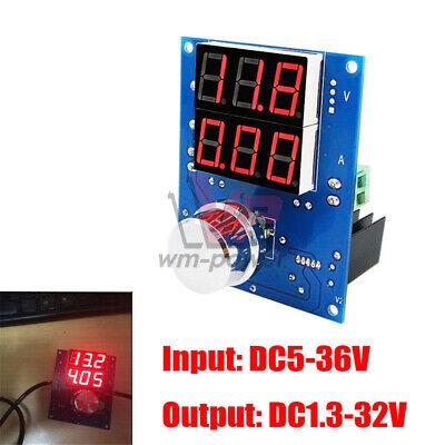 Xl4016 Digital Led Dc-dc Voltage Regulator Buck Step Down Power Supply Module
