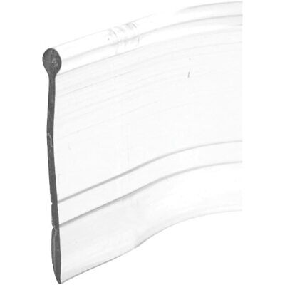 Prime-Line Products M 6184 Shower Door Bottom Seal, Clear Bi Fold Hardware