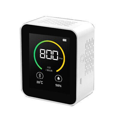 Co2 Carbon Dioxide Temperature Humidity Tft Color Screen Intelligent Detector