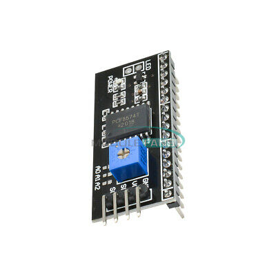 2pcs Arduino 1602lcd Display Iici2ctwispi Serial Interface Board Module