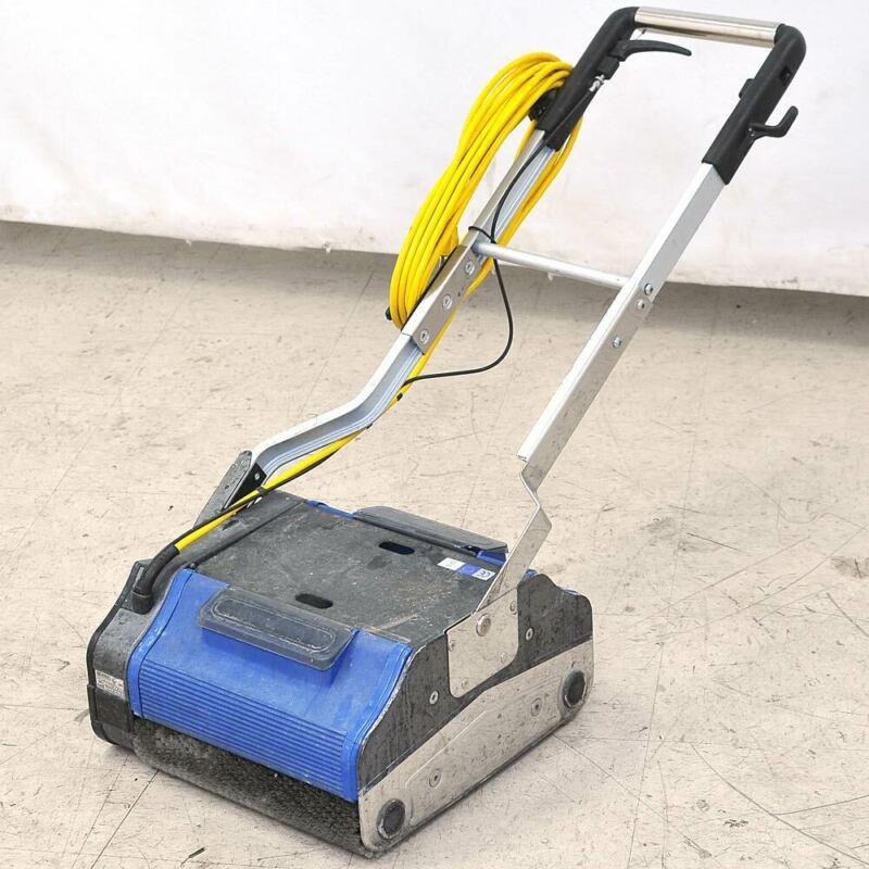 Duplex 420 Industrial Floor Scrubber AS-IS Runs, but Needs Service D420 D.420