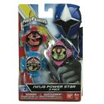* Power Rangers - Ninja Power Star 3 Pack  - #43767