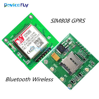 SIM808 Wireless GPS GSM GPRS Breakout Board Bluetooth Module replace SIM908
