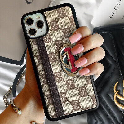 Case iPhone 7 8 X XR XS Guccy845rCases 11 Pro Max Bag Galaxy S20 Note 10 08