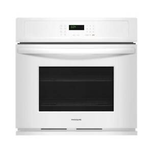 Frigidaire FFEW3026TW 30 Single Electric Wall Oven (BD-2292)