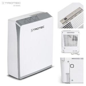 TROTEC TTR 56 E Adsorptionstrockner Luftentfeuchter Entfeuchter Raumentfeuchter