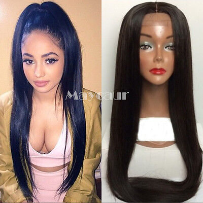 Cheap 18''-24'' Straight wig Heat Resistant Synthetic Lace Front Wig For Women - Wigs For Women Cheap