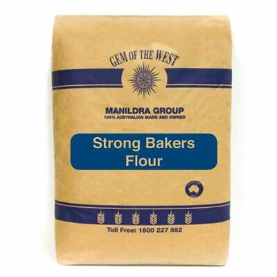 Strong Bakers Flour (12.5kg)