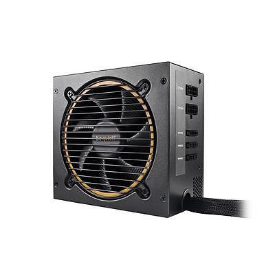 be quiet! 600W Pure Power 9 CM 80+ Silver Netzteil ATX Kabelmanagement BN268