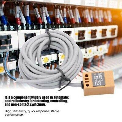5pcs Set Inductive Proximity Switch Sensors Tl-q5mc2 Durable High Quality