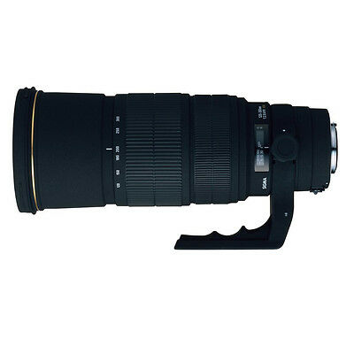 Sigma 120-300mm F2.8 Ex Dg If Hsm Apo Telephoto Zoom Lens For Canon Slr Cameras