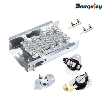 279838 Dryer Heating Element & 3977767 & 3392519 & 3387134 & 3977393 Thermostat