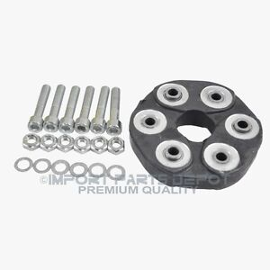 Mercedes benz drive shaft flex disc coupling kit front for Flex disk mercedes benz