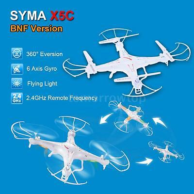 SYMA X5C 4CH 6-AXIS RC Quadcopter Drone Toys Without CAMERA NO  TRANSMITTER