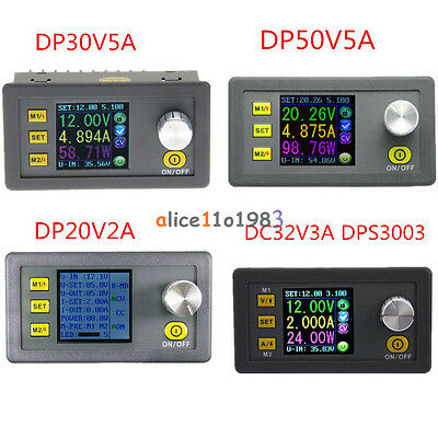 Dp20v2a 30v5a 50v5a Dps3003 Dc32v3a Step Down Programmable Power Supply Module