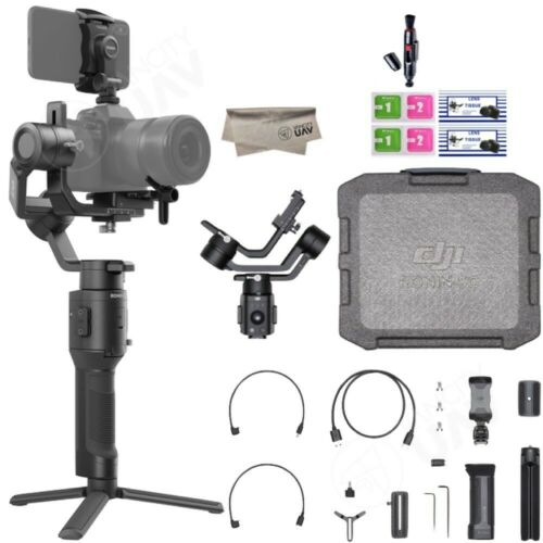 DJI Ronin-SC 3-Axis Gimbal Stabilizer for Mirrorless Camera (Refurbished)