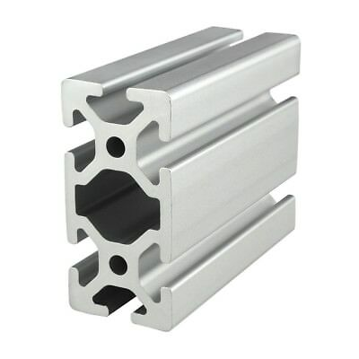 8020 Inc T-slot 40mm X 80mm Aluminum Extrusion 40 Series 40-4080 X 1220mm N