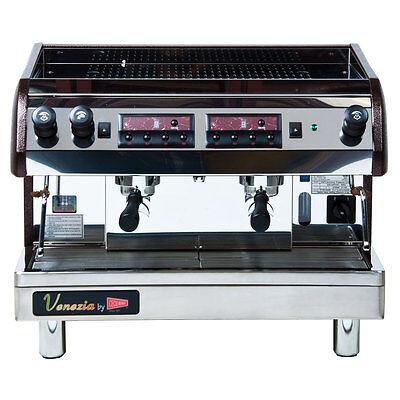 Gmcw Esp2-220v Venezia Ii Automatic 480 Cup Hr. Espresso Machine - 240v
