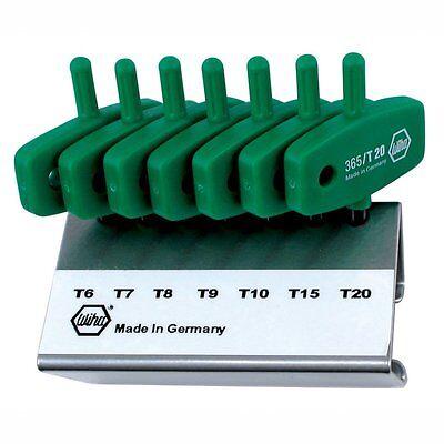 - Wiha 36590 Torx Hex Key Set, Wing Handle, 7 Piece