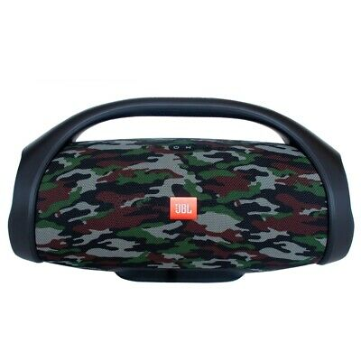 JBL Boombox Bluetooth Lautsprecher Wireless Speaker Soundbox camouflage WOW!