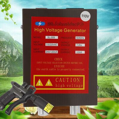 Anti Static Ion Air Wind Gun Industrial Static Eliminatorhigh Power Supply Usa