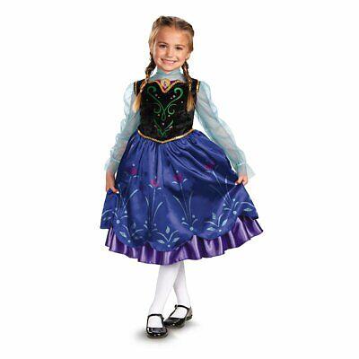 Deluxe Disguise Disney Anna Frozen Costume](Frozen Anna Deluxe Costume)