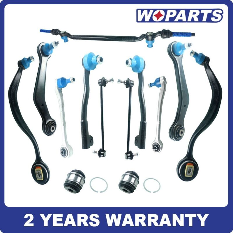 Control Arm Suspension Kits Fit For Bmw E38 740i 740il Front & Rear L/r 15pc