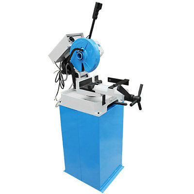 11 Cold Cut Saw Swivel Base Circular Coldsaw Metal Cutting 110v 1 Phase 1.5hp