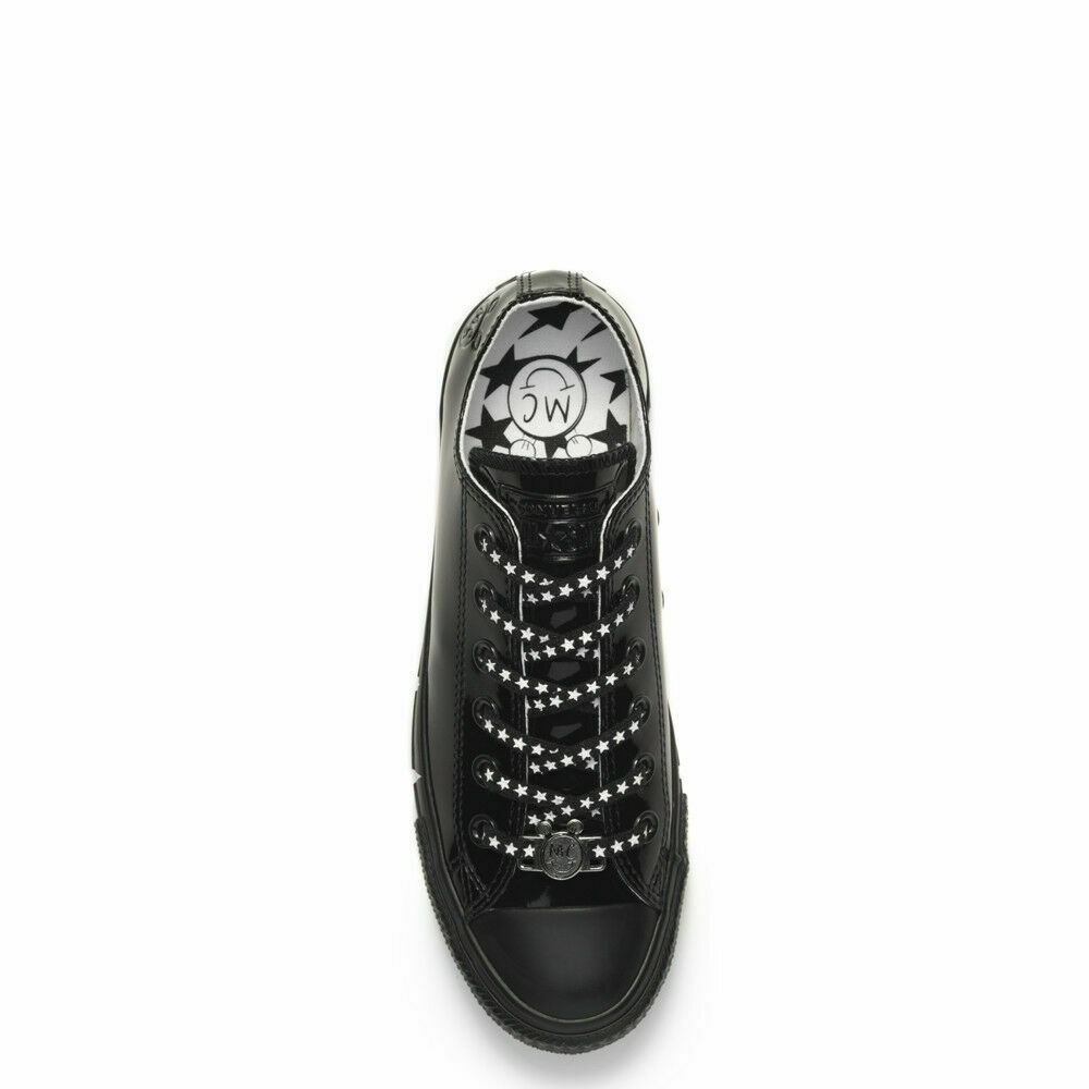 783135d3681 ... CTAS OX 563720C Low Top Black White Sneakers New. Women s Converse x  Miley Cyrus Chuck Taylor All Star Ox