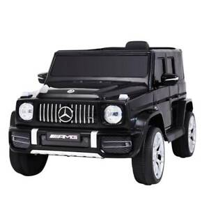 Mercedes-Benz Kids Ride On Car Electric AMG G63 Licensed Remote Toys