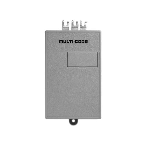 Linear MCS109020 300MHz 24V AC 10 Dip Switch MultiCode 1-Channel Gate Receiver