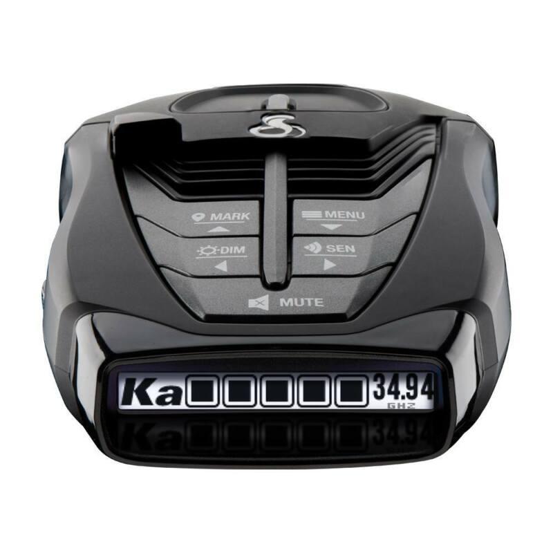 Cobra RAD 480i Radar/Laser Detector Updateable IVT VOICE OLED BLUETOOTH
