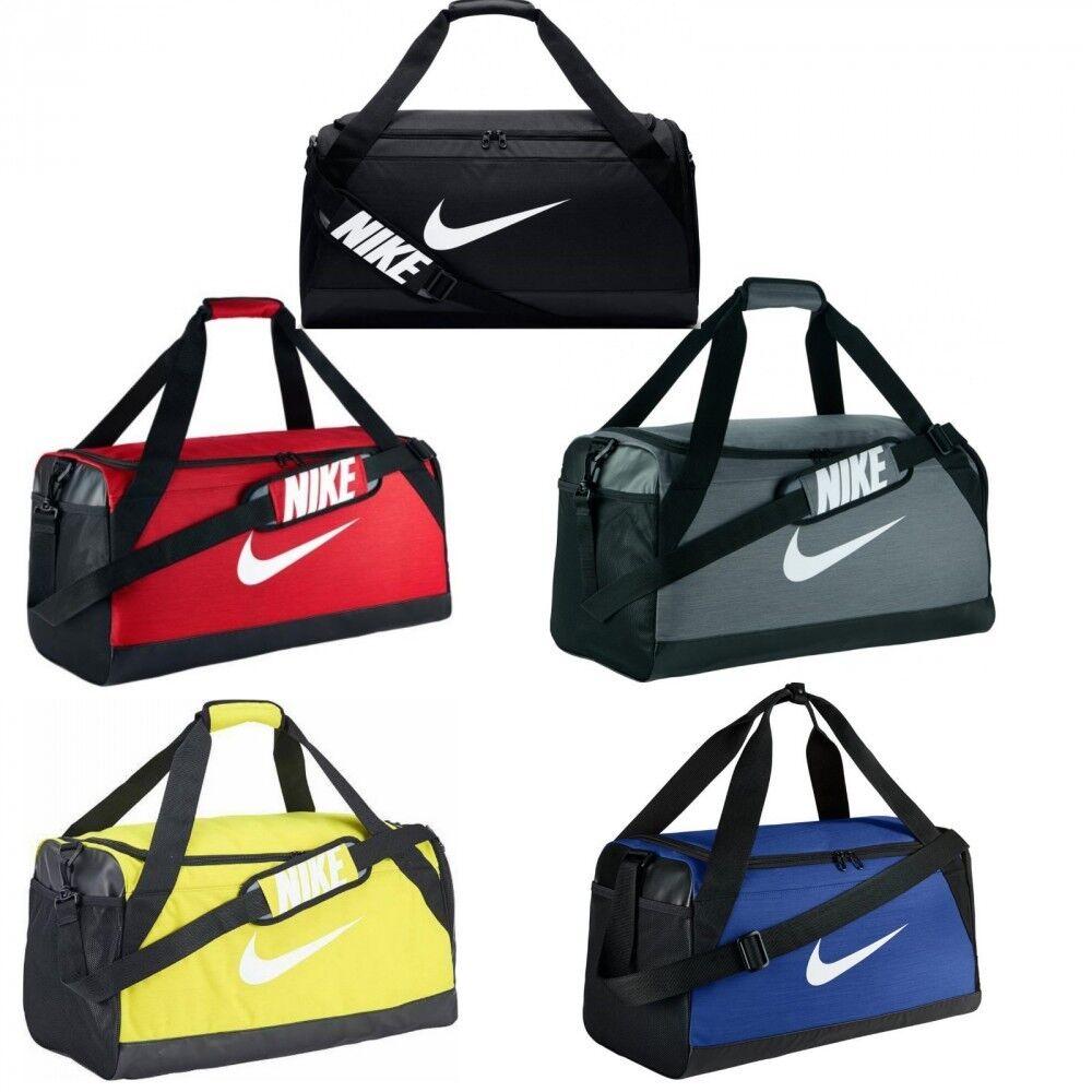 45476e17ffd1e Nike Club Team Duffel Fußballtasche Größe L 58 Liter Sporttasche BA5192-410  blau. Nike Brasilia Sporttasche Fußballtsche Trainingstasche