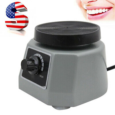 4 Inch Round Vibrator For Dentist Variable Intensity Model Oscillator 100w 110v