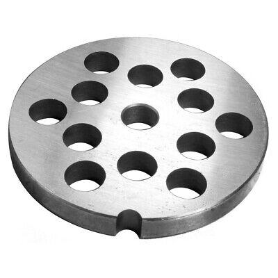 Lem 8 Stainless Grinder Plate - 12