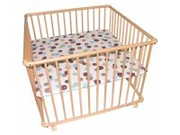 Playpen Geuther Belami