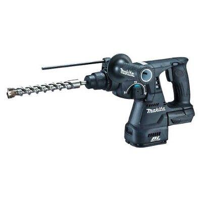 Makita HR244DZKB sin Cables 24mm Taladro Percutor Negro Uniad + Funda Sólo