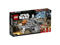 LEGO Star Wars 75152 Imperial Assault Hovertank NEW SEALED