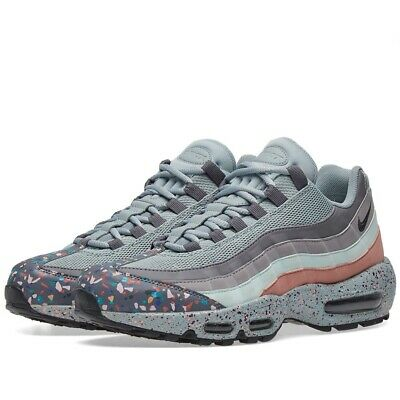 Nike Air Max 95 SE 'Confetti' Trainers Women's Uk Size 4.5 38 918413 002 New
